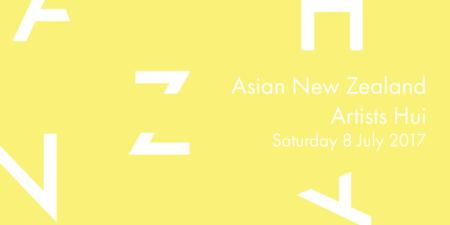 Asian NZ Artists Hui
