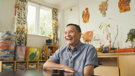 Han Huang, in Asian Men Talk About Sex
