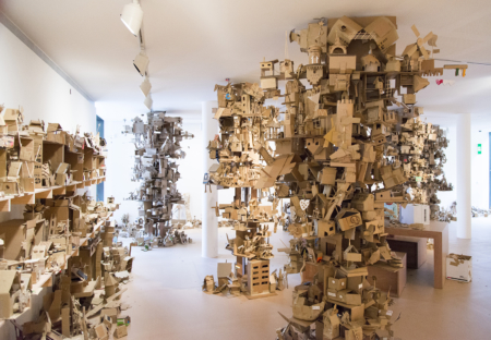 Alfredo and Isabel Aquilizan, From Pillars to Posts: Project Another Country, Auckland Art Gallery Toi o Tāmaki, 2018